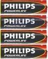 Philips, Baterie Powerlife, AA, 4 kusy