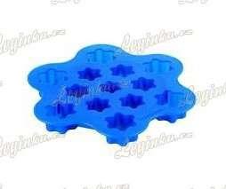 TESCOMA BARBARELLA Tvořítko na led, barva modrá
