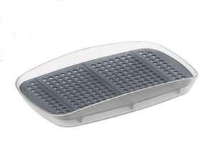 TESCOMA CLEAN KIT Odkládací miska, šedá barva