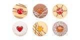 TESCOMA Vykrajovátka tradiční na linecné cukroví